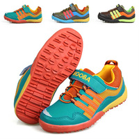 New 2014 Free Shipping Children/Kids Breathable Non-Slip Wearable Shoes Running Kids Prevent Flatfoot Sport Shoes size 26-37