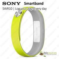 Sony Smartband SWR10 Lifelog Activity Tracking, Sleep tracking device, waterproof, pedometer