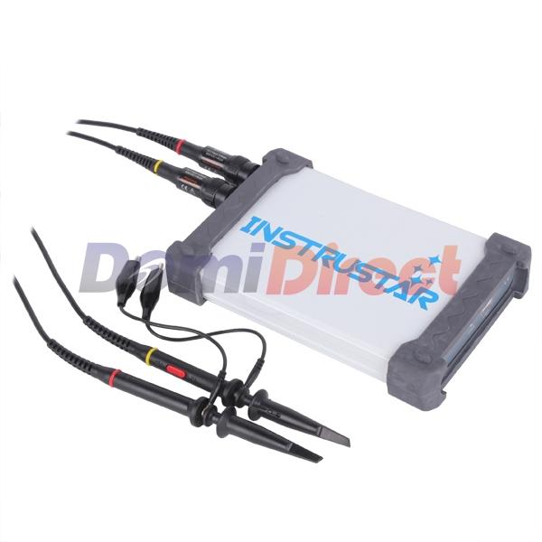 Wholesale Price 3 IN 1 USB digital Oscilloscope with 2Channels 20M*48msa/S Spectrum Analyzer Data Recorder osciloscopio ISDS205A(China (Mainland))