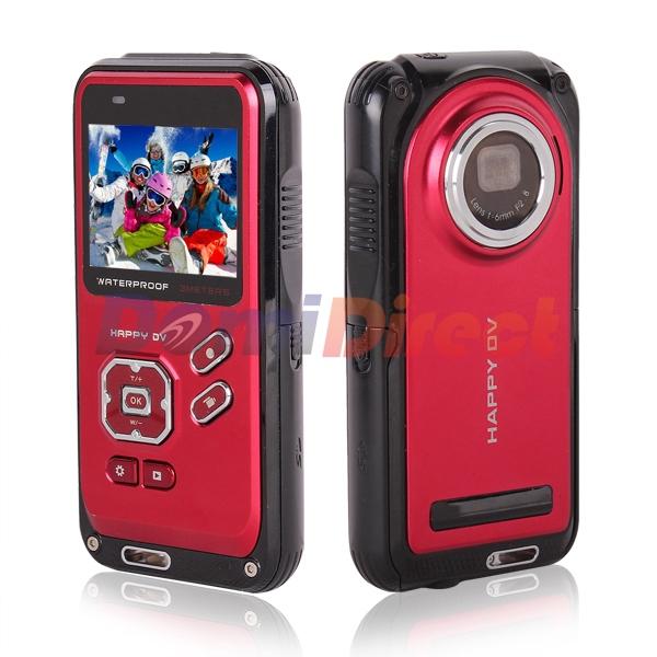 Cheapest! HD200 camera waterproof 2.0'' lcd 1080p 16mp 4x hdmi video recorder sport dv mini camcorders for digital hd camera(China (Mainland))