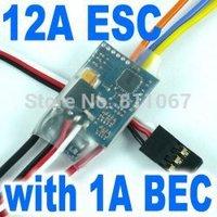 MINI 12A ESC Brushless Motor controller w/1A/5V BEC
