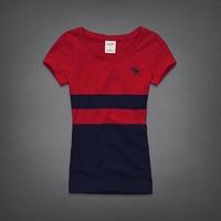 Women Hol Short Sleeve t shirt Summer HcO-neck Swim Shirt Top Tees Cotton T-shirt Free Ship