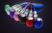 design e-pipe mod K1000 E-cigarette Upgrade Smoking Pipe K1000 atomizer 18350 Battery 900mAh capacity ego kit in Zipper Case