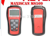 BDII/EOBD CODE READER AUTEL Maxiscan MS509 auto scanner coverage(US, Asian & European) MS 509