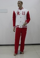 BOSCO SPORT jacket+pants suit sochi Russian team costume baseball Beysbol ravnomernoye original xs-xxxl wholesale free shipping