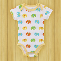 10 Style Summer Baby Clothing Baby Rompers Newborn Baby Boy Clothes Baby Girl Clothing Bebe Clothing