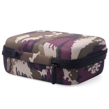 Camo Shockproof Storage Protective Carry Case Bag for GoPro Hero 2 3 3 OS157