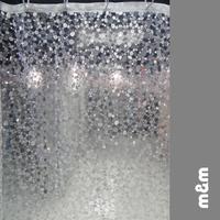 2014 New Arrival Limited Curtains for Bathroom Shower Curtain Bathroom M&m 3d Diamond Eco-friendly Shower Curtain Small Stone