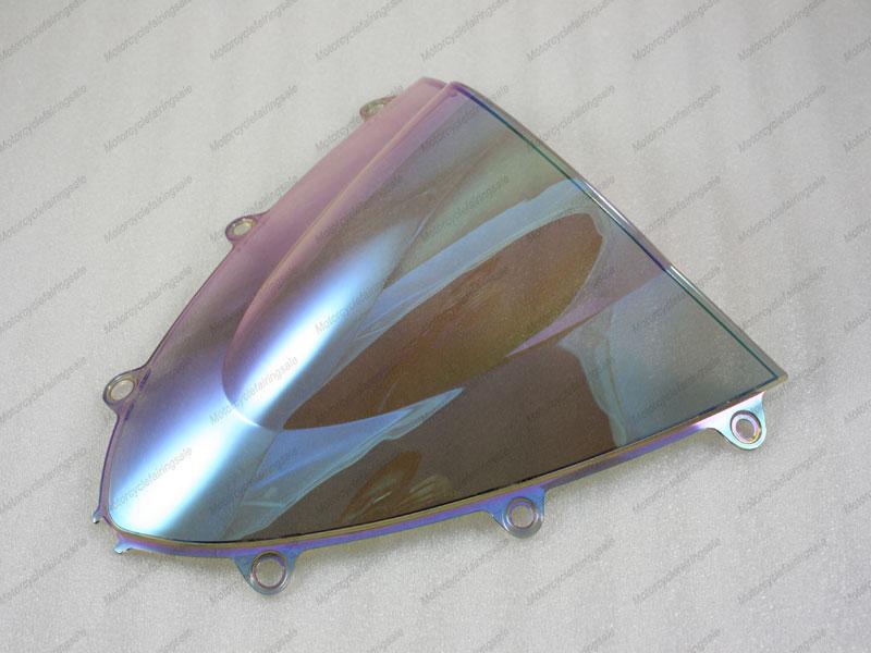 Motociclo parabrezza 2008 2011 09 10 per Honda CBR 1000RR 08-11 parabrezza- iridio colore magico