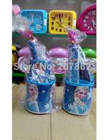 Free Shipping! 40pcs/lot  Fashion Frozen Princess Stationery Set Cartoon Children School set A3382 on Sale Wholesale