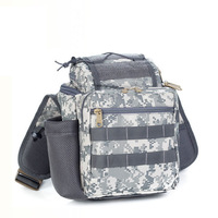 Free shipping camouflage army backpack multi-function tactical backpacks military shoulder bags men women bags