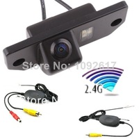 Promotion 2.4G wireless Special Car Rear View Reverse backup Camera rearview reversing for Ford Focus Sedan | C-MAX | MONDEO