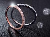 925 silver ring woman single ring