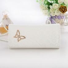 2014 New Fashion Ladies' Wallets PU Long Desi