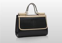 2014 European and American new bag commuter bag influx of serpentine fashion handbags Messenger bag temperament