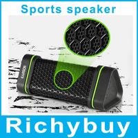 cheap mini portable bluetooth wireless speaker outdoor sports waterproof sustproof shockproof and Anti-scratch stereo speaker