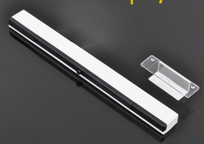 Freeshipping! 50pcs/lot for wii sensor bar Wireless high quality wireless sensor bar(China (Mainland))