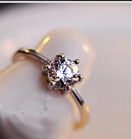 1.51 Carat Round Brilliant Cut simulate Engagement Ring F VS2 GIA 14k Gold White