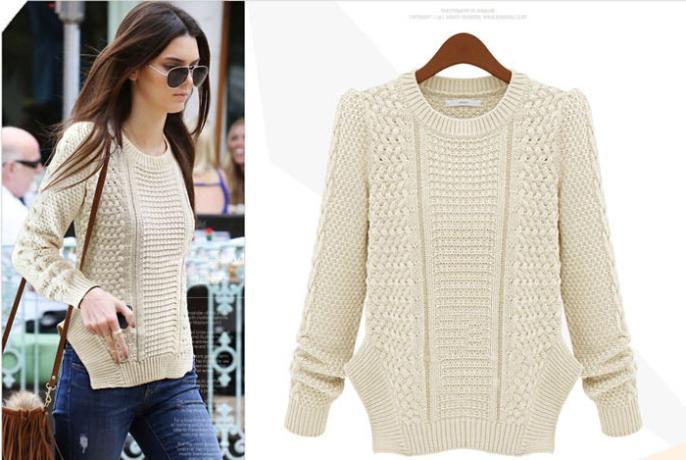Женский пуловер 2015 MY0004