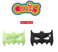 Hottest Candies 3D Pandora Hero Bat Mask Soft Silicone Case Cover For iphone 5 5s iphone5 5g 5th Free shipping 100 Pcs