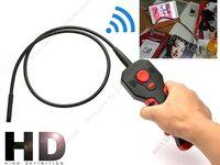 Free Shipping!HD 1080*720P 8.5mm WiFi Endoscope Borescope Inspection Camera DVR W/ 6pcs LED