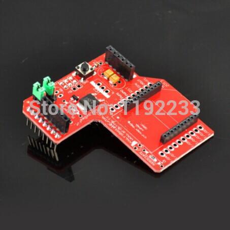 5pcs lot XBee Zigbee Wireless Data Transmission Module Expansion Board For Arduino