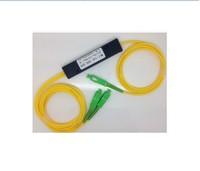 1X2 optical fiber splitter, SC / APC splitter