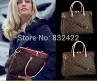 New Style High Quality Women Handbag Brand Designer 2014 Fashion Retro Fashion Hand Bag Shoulder Bag Free Shipping