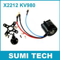 SUNNYSKY X2212 980KV KV1400/1250/2450 Brushless Motor Quad-Hexa copter