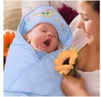 Retail 2014 Free Shipping Winter Spring Warm Sleeping Bag Envelope Style Infant Sleepsacks Children Girls Boys Wear