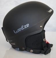 French brand Wed'ze ski helmet,winter skiing sports helmet,snowboard snowmobile helmet, ABS shell technical