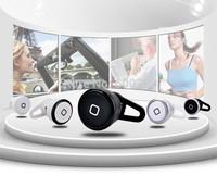 YE-106S Stereo Mini Bluetooth 3.0 Headset Wireless Headphone Microphone Listen Music for iPhone Samsung Free Shipping