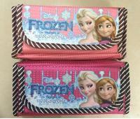 Factory direct sales Wholesale Quality Frozen Cartoon Pencil case pen bag & Frozen stationery Wholesale HOT Children Gift Favor