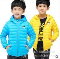 new, retail,children's coat 100% cotton boy's coat wool winter coat /boy's in the winter coat,Children down jacket