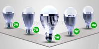 10pcs/lot Ultra Bright Aluminum High Power 12W E27 Globe LED Bulb light AC85-265V Warm/PureWhite ,Bubble Ball Bulb Free shipping
