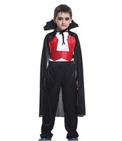 2014 New Arrivial Cosplay Awesome Bat Vampire Unirform For Halloween&Carnival&Party