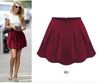 Fashion Summer New Slim Joker Bouffancy Ladies Skirt Western Show Waist Women Bust Skirt