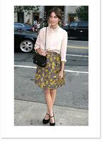 Fashion Spring And Summer  Print Design Ladies Skirt Western Slim Hemp Women Bust Skirt With Belt