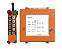 free shipping AC 380V F24-8S Industrial radio remote control for crane
