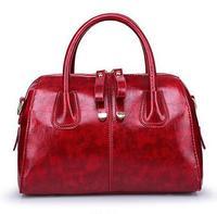 Korean fashion ladies handbags candy color PU leather vintage shoulder bags brand women totes casual messenger bags 10 colors