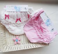 Free shipping! baby Girls cartoon designs underwears children cotton short pants Kids panties  100%aotton panties