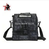 free shipping Vultures modular low-key 1 bag Secret service tactics back Single shoulder bag/map of leisure packages/bag