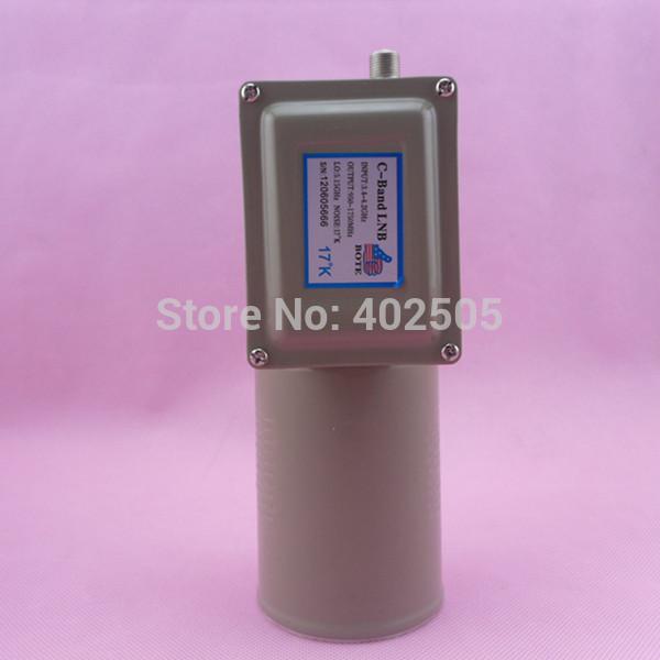 Única saída LNBF Banda C com L.O. 5150MHz frequência com melhor qualidade garantida(China (Mainland))
