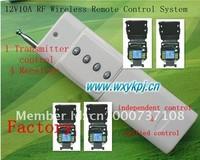 AK 2014 hot selling long distance rf wireless remote control