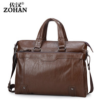 new arrival fashion bag men in briefcases, brand design men messenger bags, high quality male business briefcase