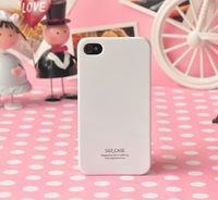 High Quality! SGP Smooth Glossy Paint Hard Case Cover For  iPhone 5g case Candy Colors Free Shipping