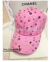2014 New Style Baseball Hat Sun Hat Fashion Women Hat All season Can Wear