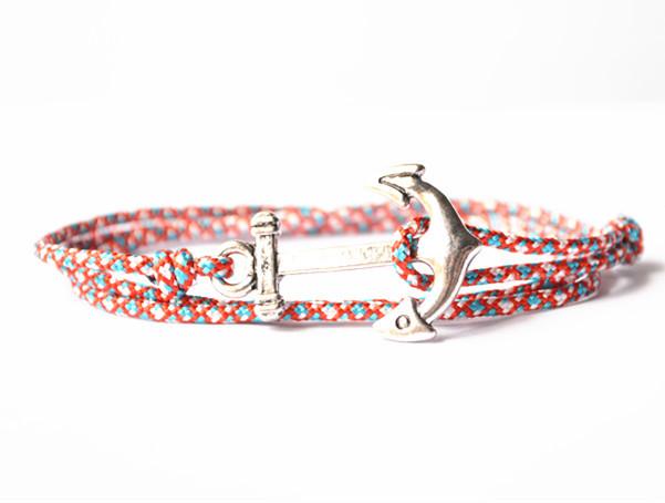 2014 New design fashion statement jewelry for men accessories wholesale jewelry fashion statement aliexpress anchor bracelet(China (Mainland))