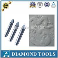 DZX2Z1212 pcd engraving tool marble engraving tools