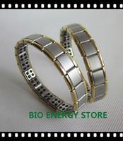 B002 2014 Best negative ion magnetic health bracelet/scalar energy bracelet/negative ions bracelet